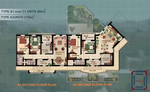 Terrace Housing Estate