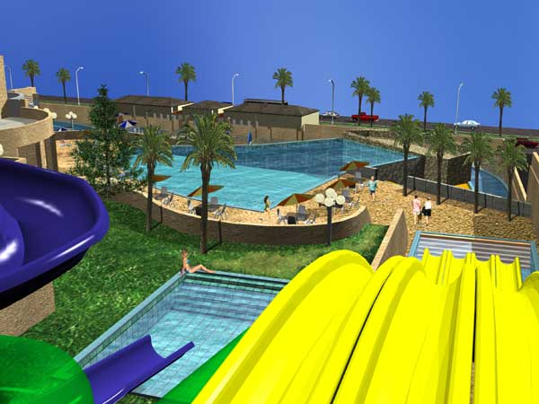 The Amman Water Park