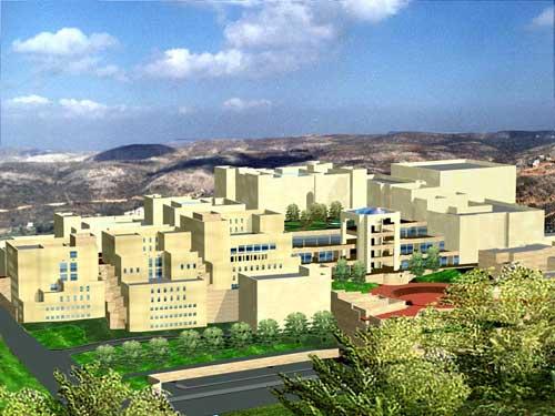 The School of Science at al-Najah University