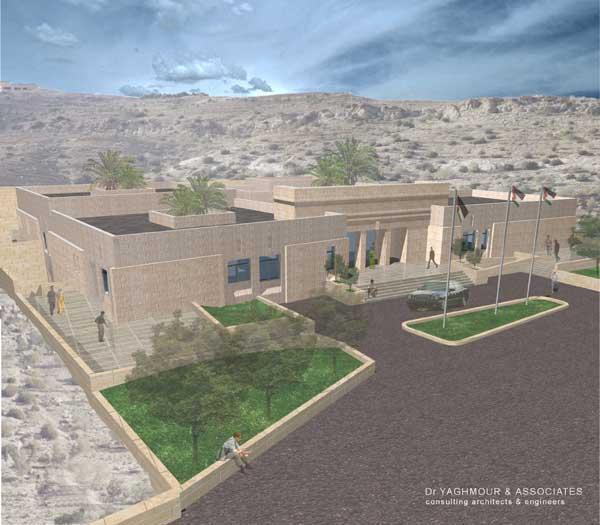 The Petra Province Headquarters