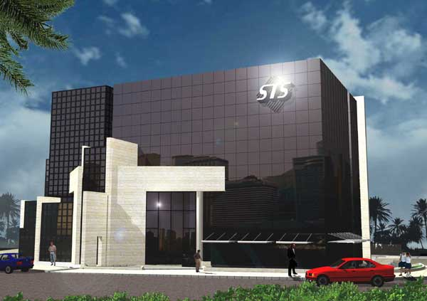 The expansion of the headquarters of the Specialized Technical Services Company