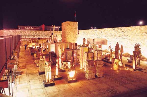 The Jordan Pavilion of the Expo 2000