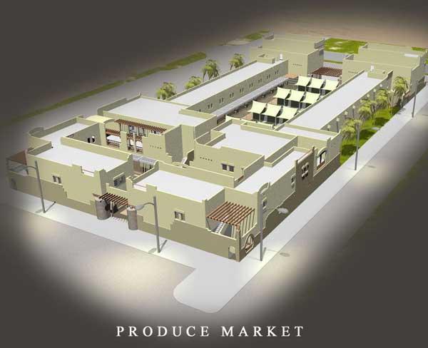 The Aqaba Produce Market
