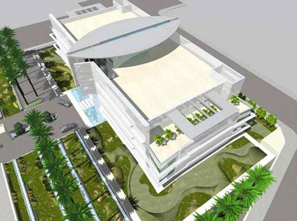 Taiba Headquarters Building
