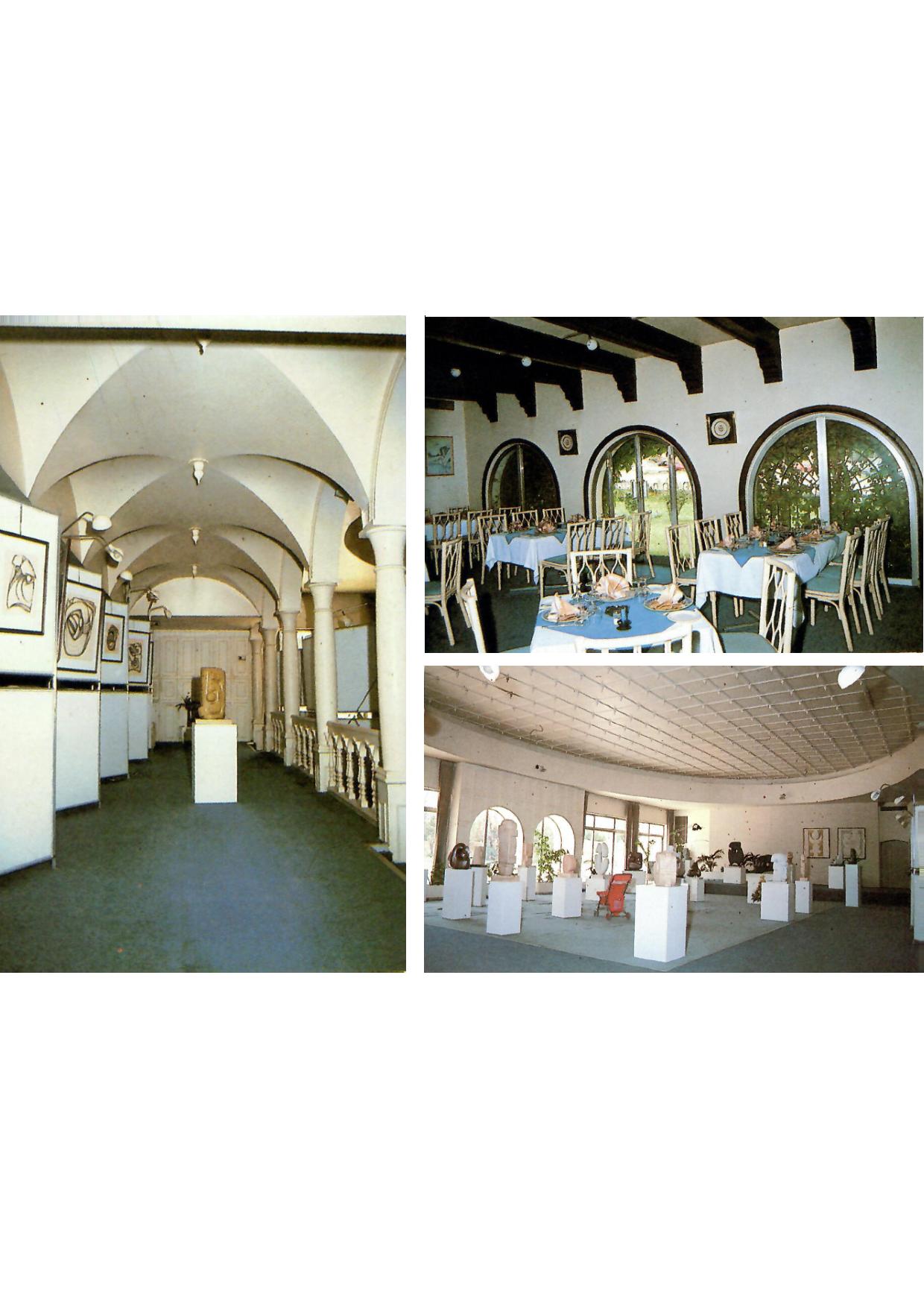 Interior photos of the building. .صور لداخل البناء