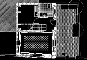 Figure 5: Groundfloor Plan
