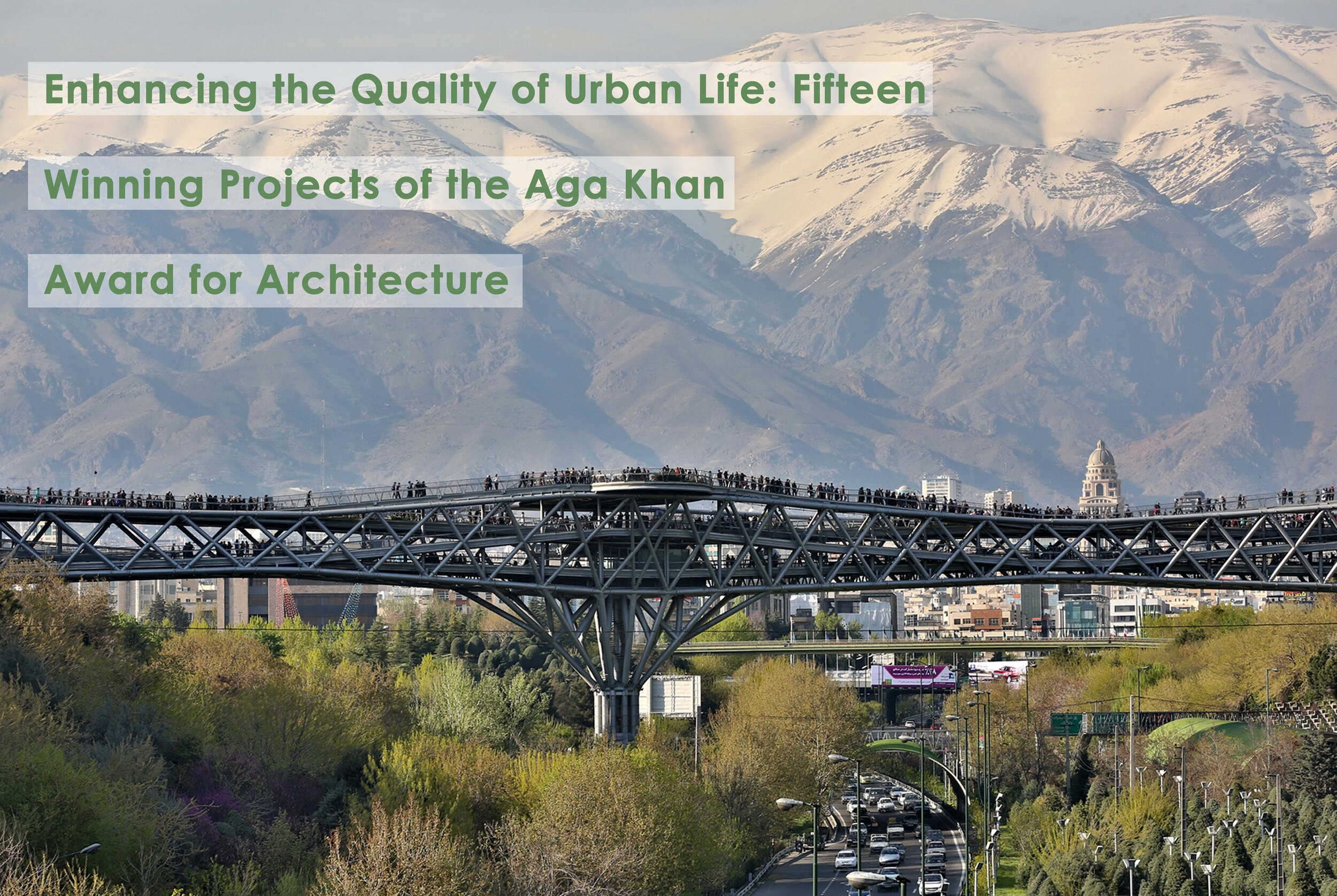 "We are happy to announce the third run of the open online course ""Enhancing the Quality of Urban Life,"" which is produced by the Aga Khan Trust for Culture Education Programme and the Center for the Study of the Built Environment (CSBE).  In this course, its lecturers Mohammad al-Asad, the Director of CSBE, and Lara Zureikat, the Associate Director of CSBE, examine the challenges of enhancing the quality of urban life. They address fifteen projects with an urban impact from Europe, Africa, and Asia that have received the Aga Khan Award for Architecture over the past four decades. Although these projects have primarily focused on Muslim communities, the messages they communicate are universal.  You can register for this free course through the following link:  https://bit.ly/2DGP6KI"