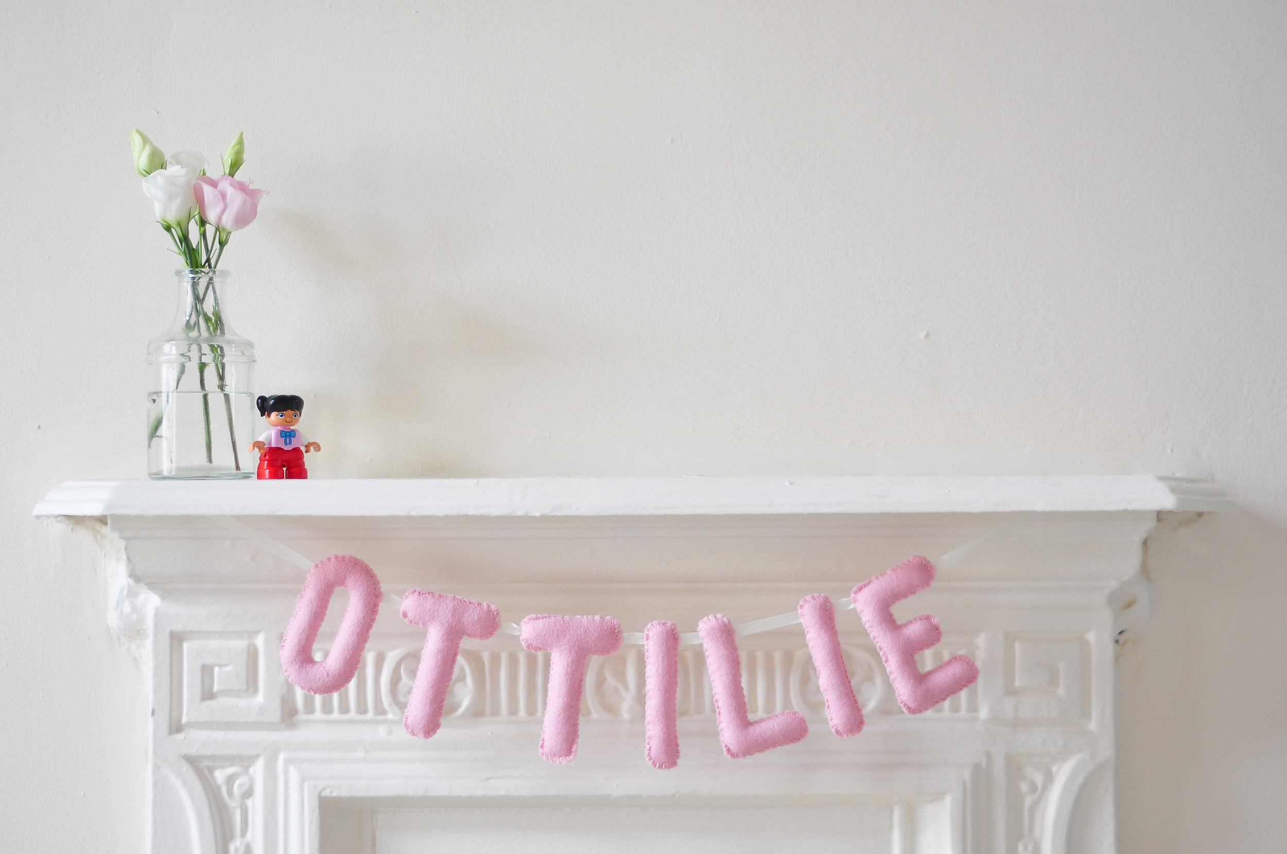 OTTILIE BABY NAME BUNTING