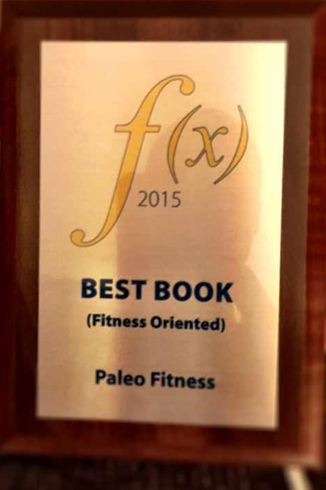 Best Fitness Book award