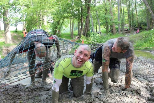 Obstacle Course Racing and Primal Play