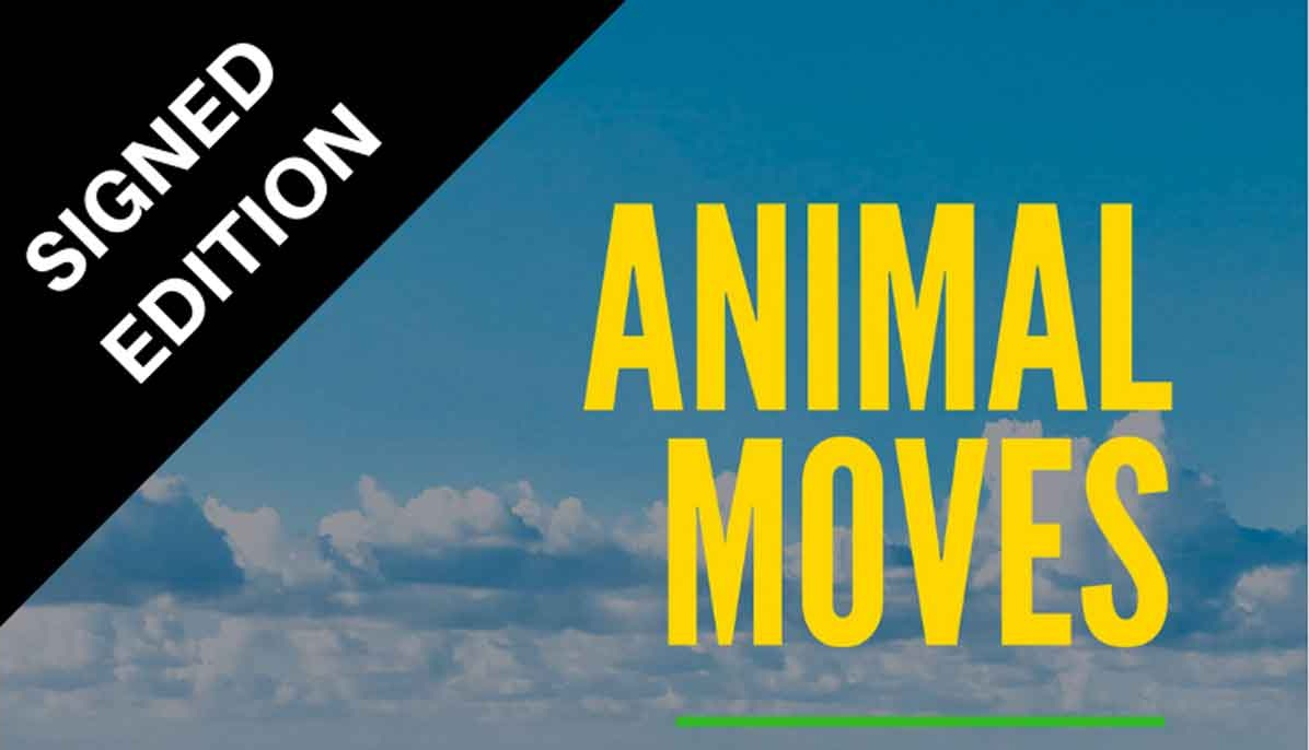 Animal Moves Book Signed