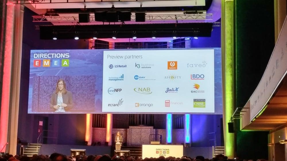 eCraft esillä yhtenä Microsoftin 16 Preview-kumppanista maailmassa Directions EMEA -tilaisuudessa. eCraft on ainut suomalainen ja eräs harvoista Preview-ohjelmassa olevista eurooppalaisista kumppaneista.