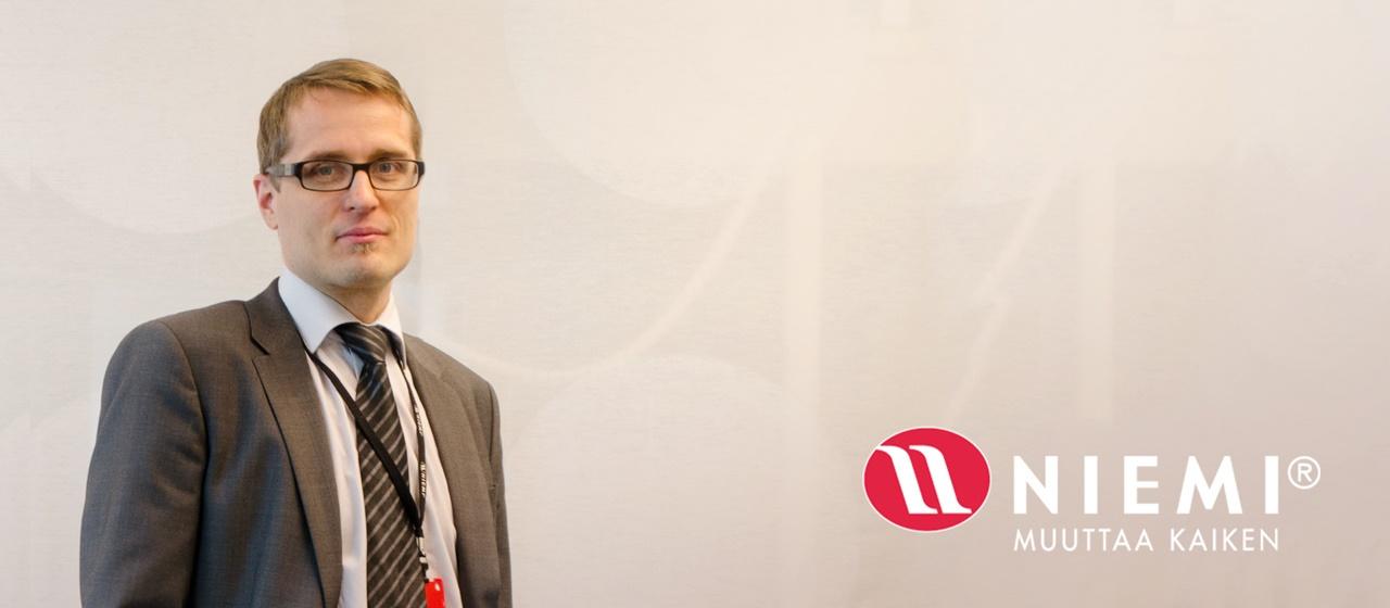 Jussi Hytönen, Niemen ICT-johtaja