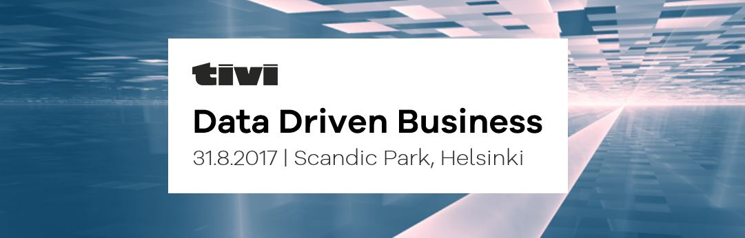 Data Driven Business 2017
