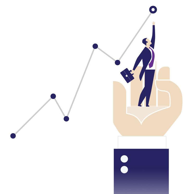 Vårt jobb är att effektivera din affärer