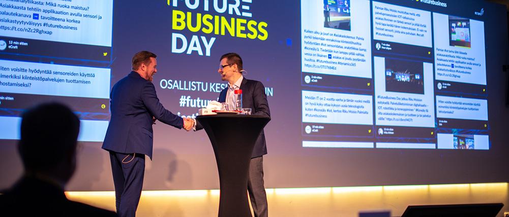 eCraft Future Business Day 1