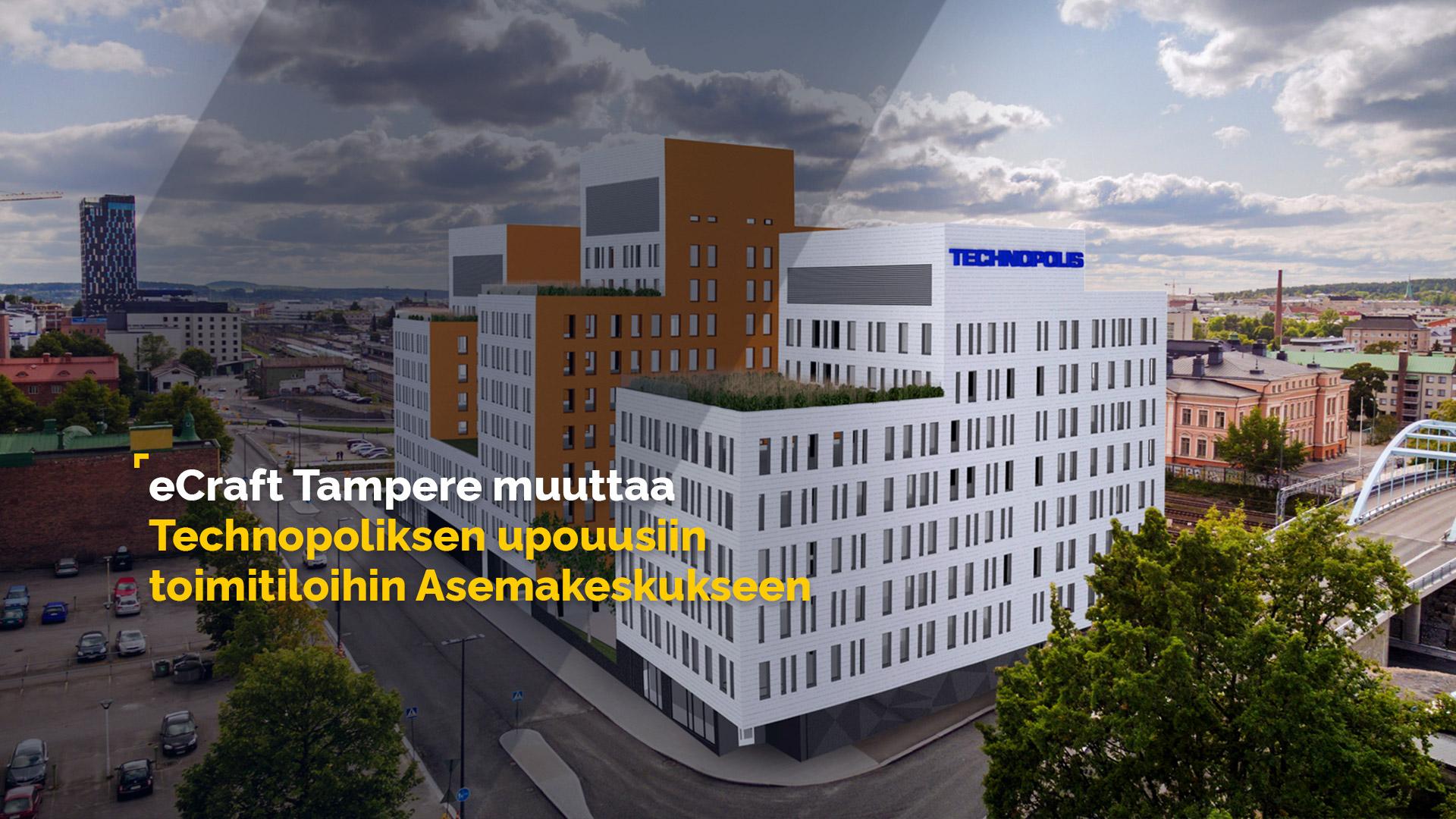 eCraft Tampere muuttaa (asemakeskus).jp