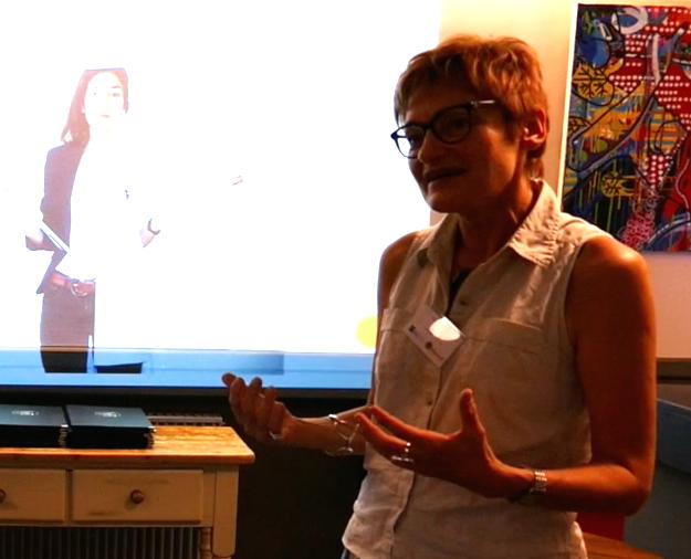 Témoignage de   Catherine Glée   ,  responsable académique du Master RH DE L' Université de LYON Son étudiante  Sophia MEKSI  a gagné 2ème prix Concours photos 2019