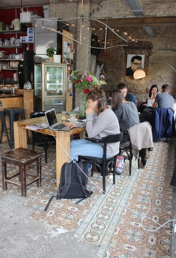 Normo Specialty Coffee Antwerp