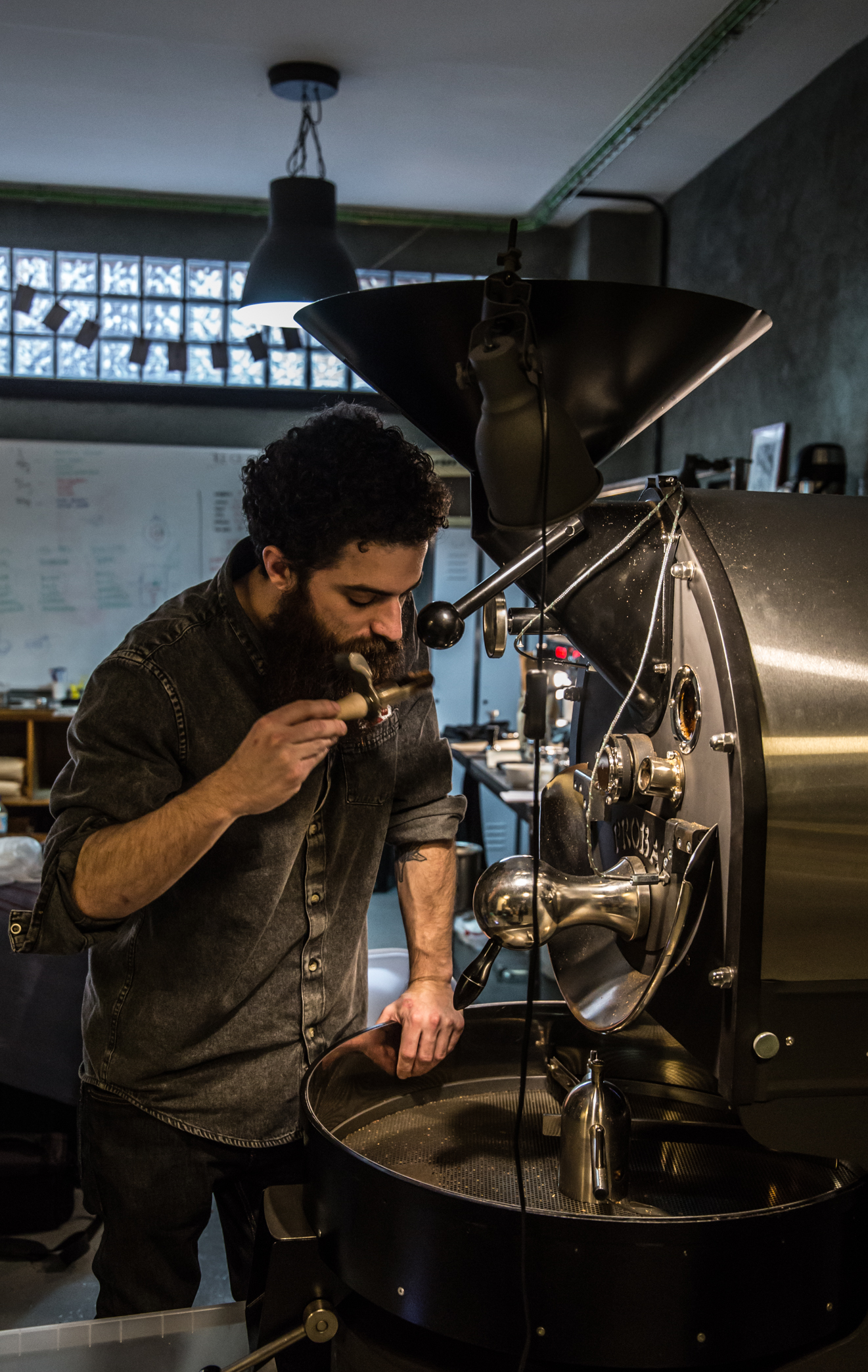 Toma Coffee Roaster Madrid