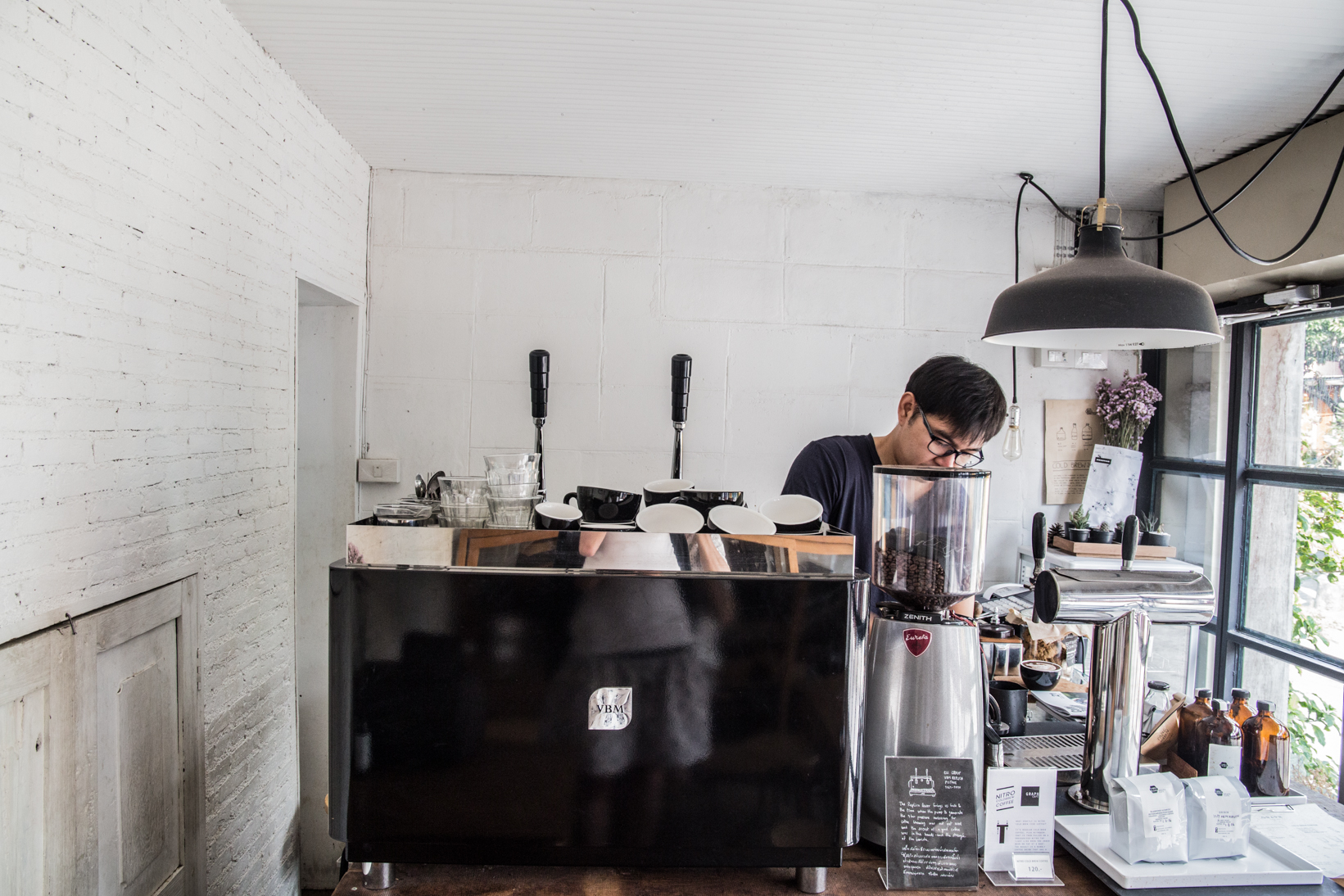 Graph Specialty Coffee Thailand