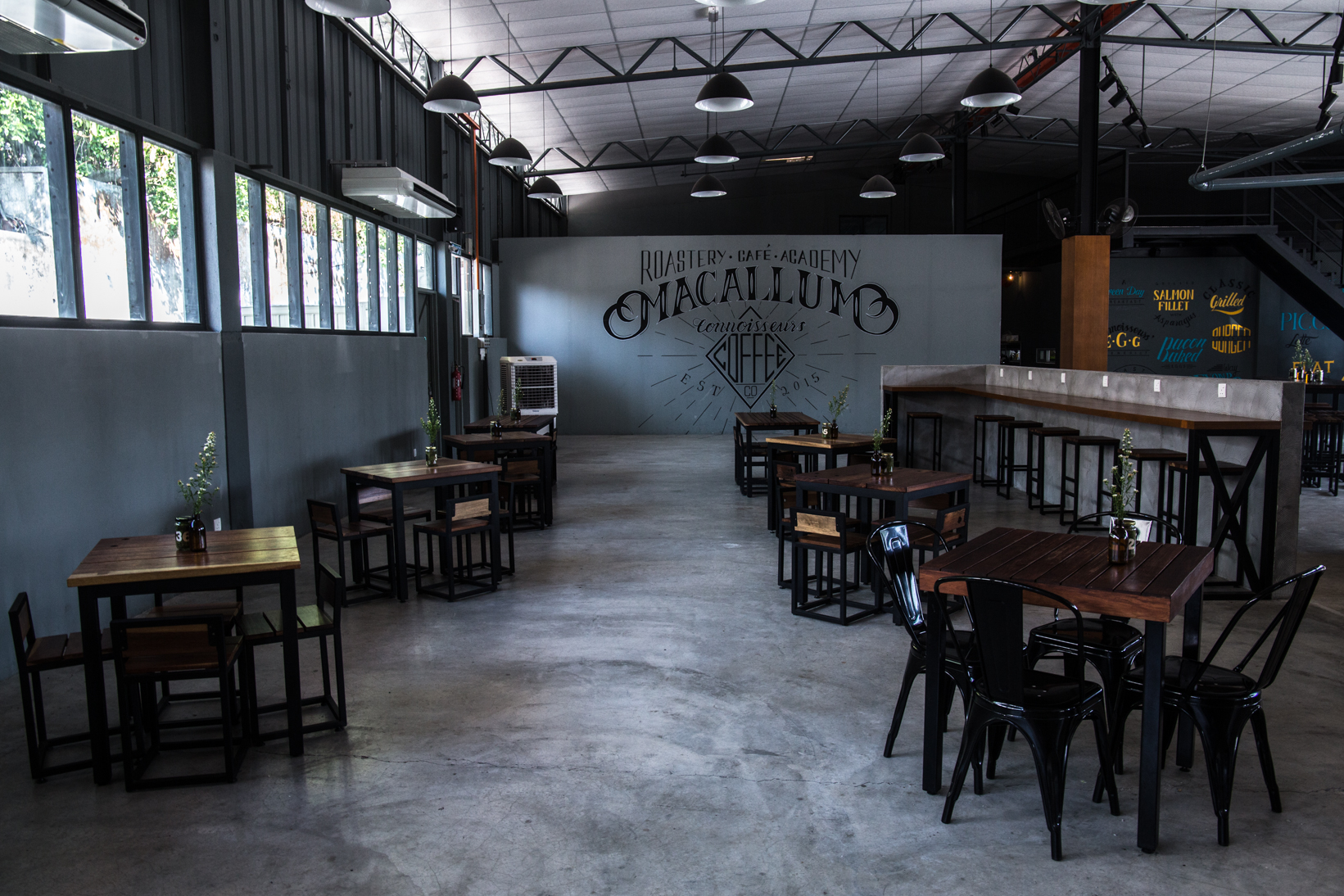 Macallum Coffee Roaster Georgetown Penang