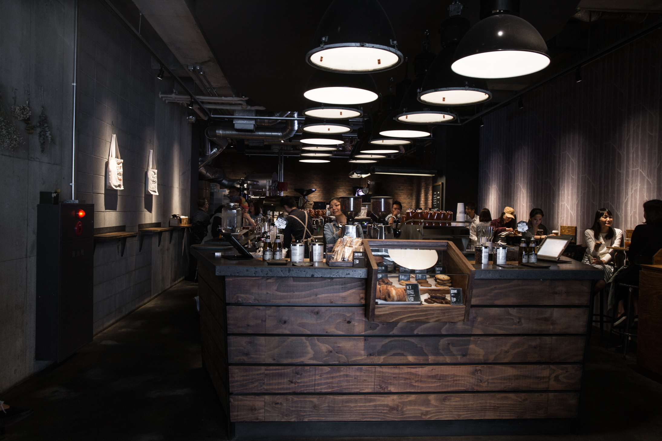 th roastery by nozy coffee tokyo