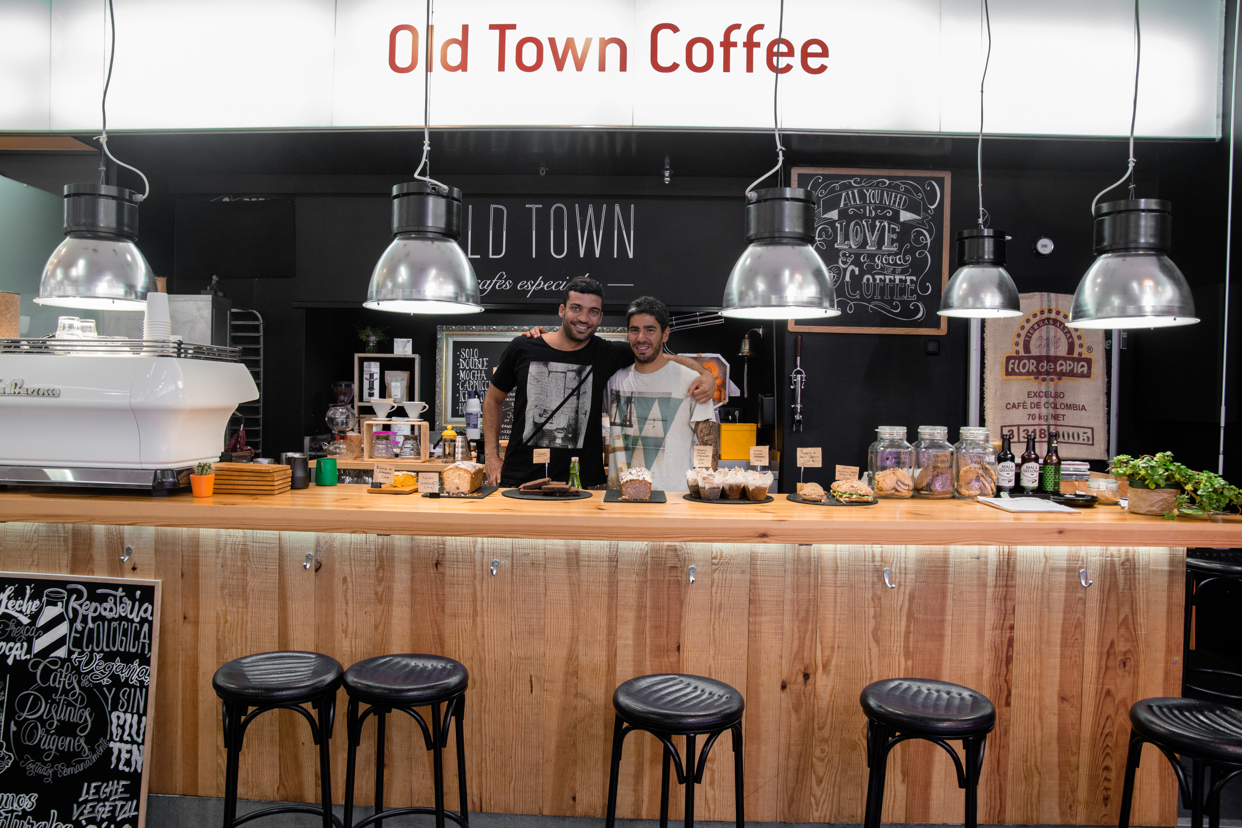 Old Town Specialty Coffee San Sebastian