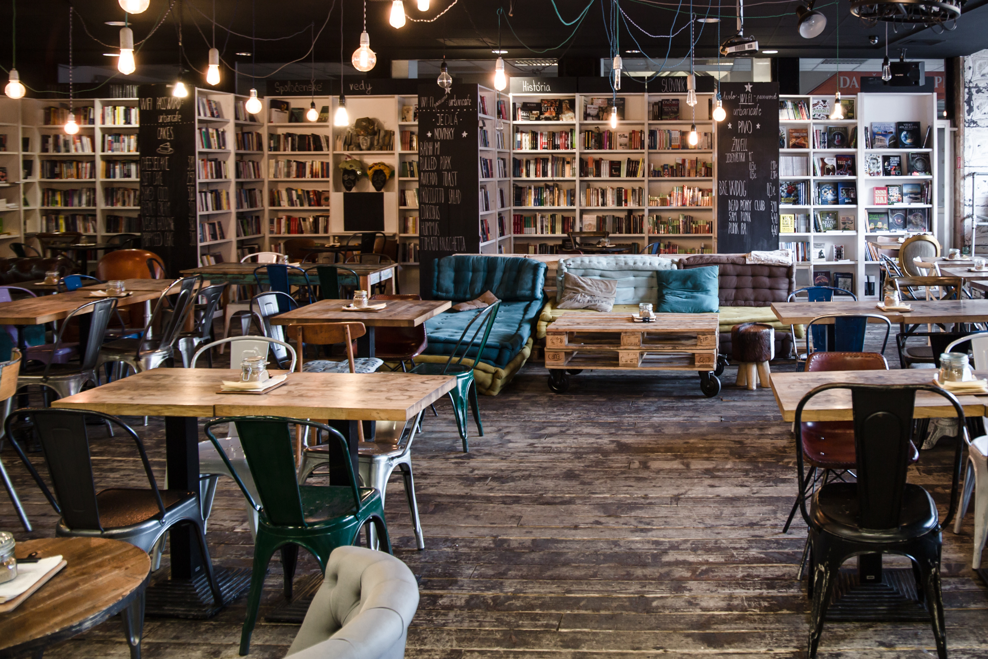 specialty coffee shops bratislava