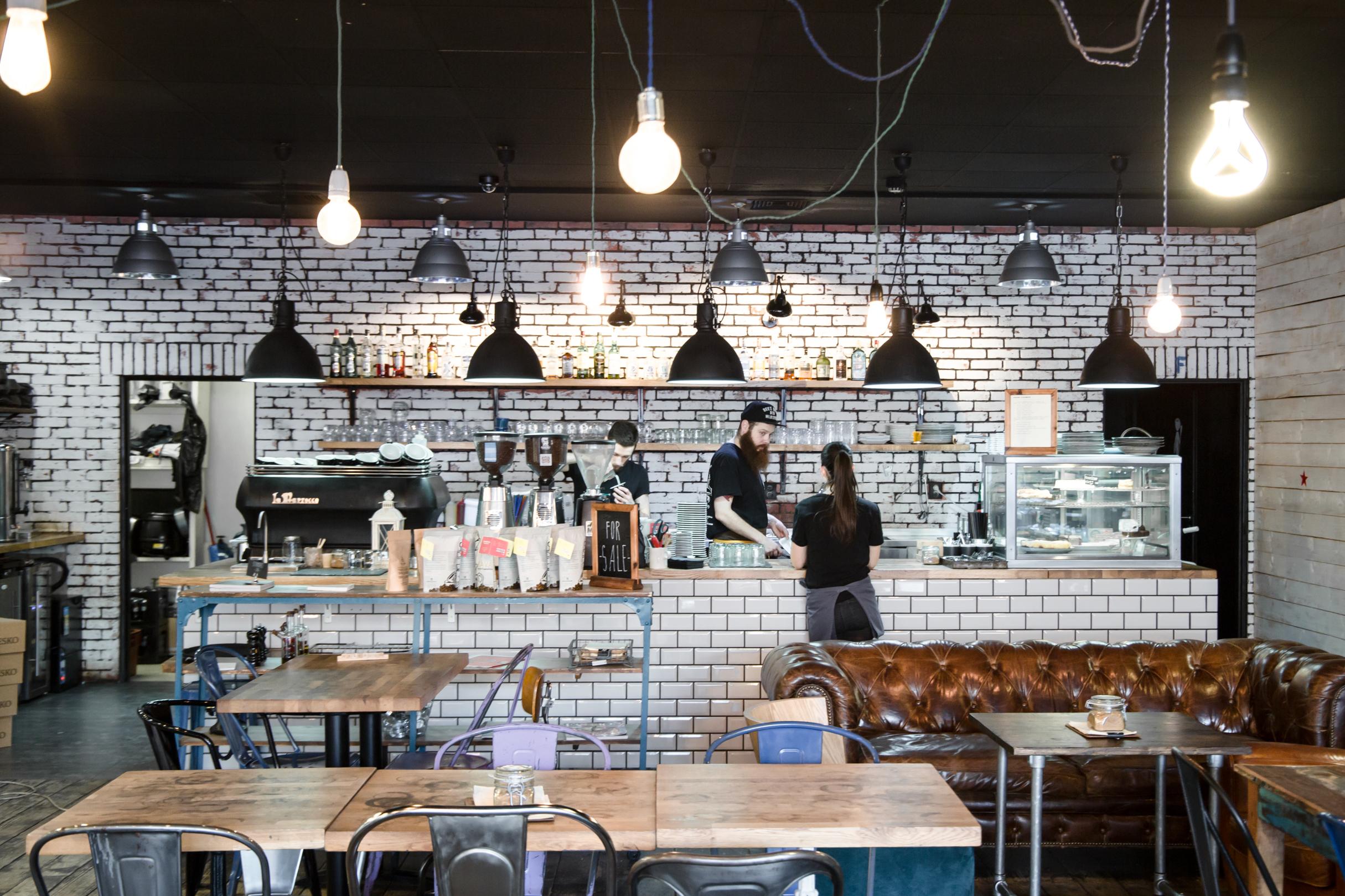 specialty coffee shop gorila.sk bratislava