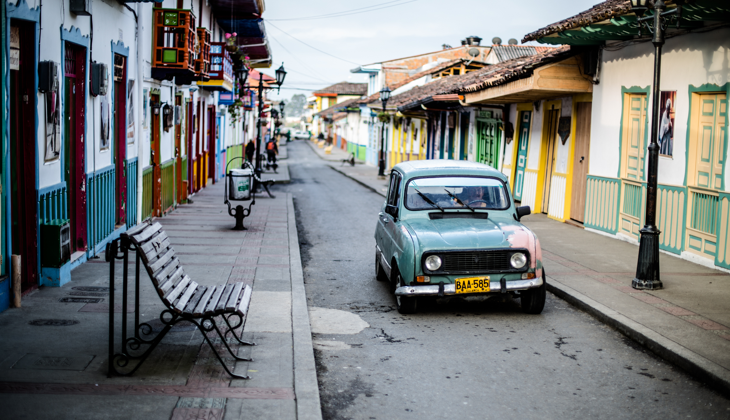 travel and coffee guide colombia