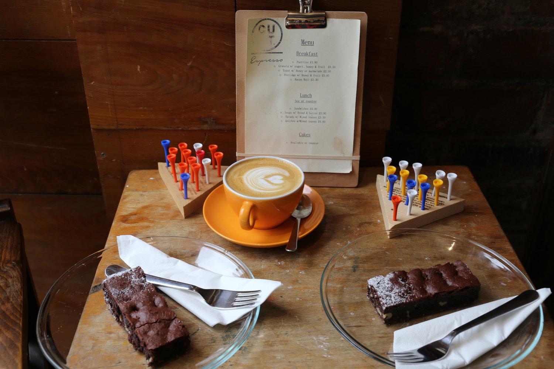 cult specialty coffee shop edinburgh
