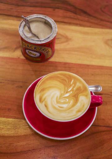 Cairngorm Coffee Company edinburgh
