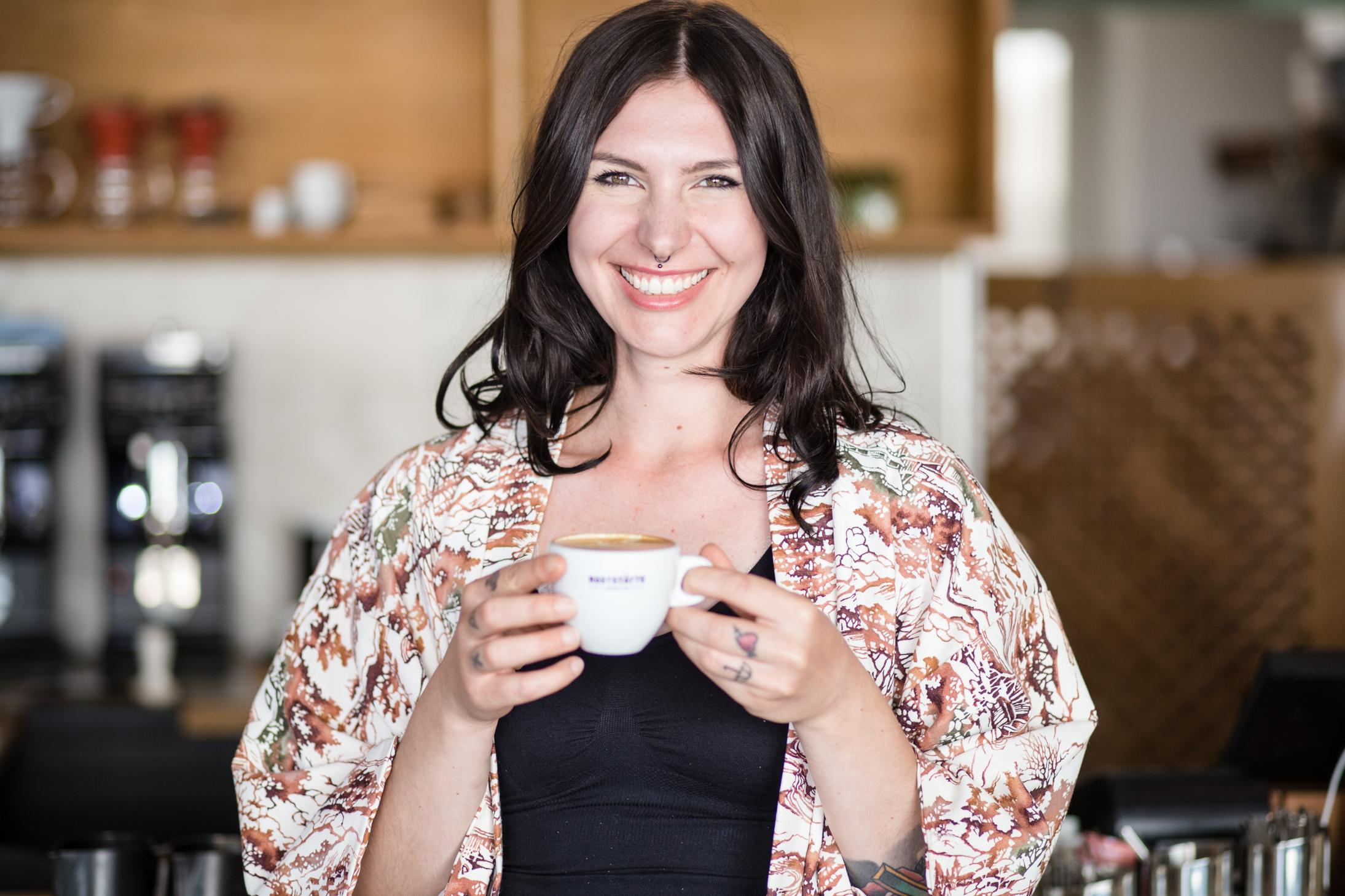 Nicole @ Röststätte