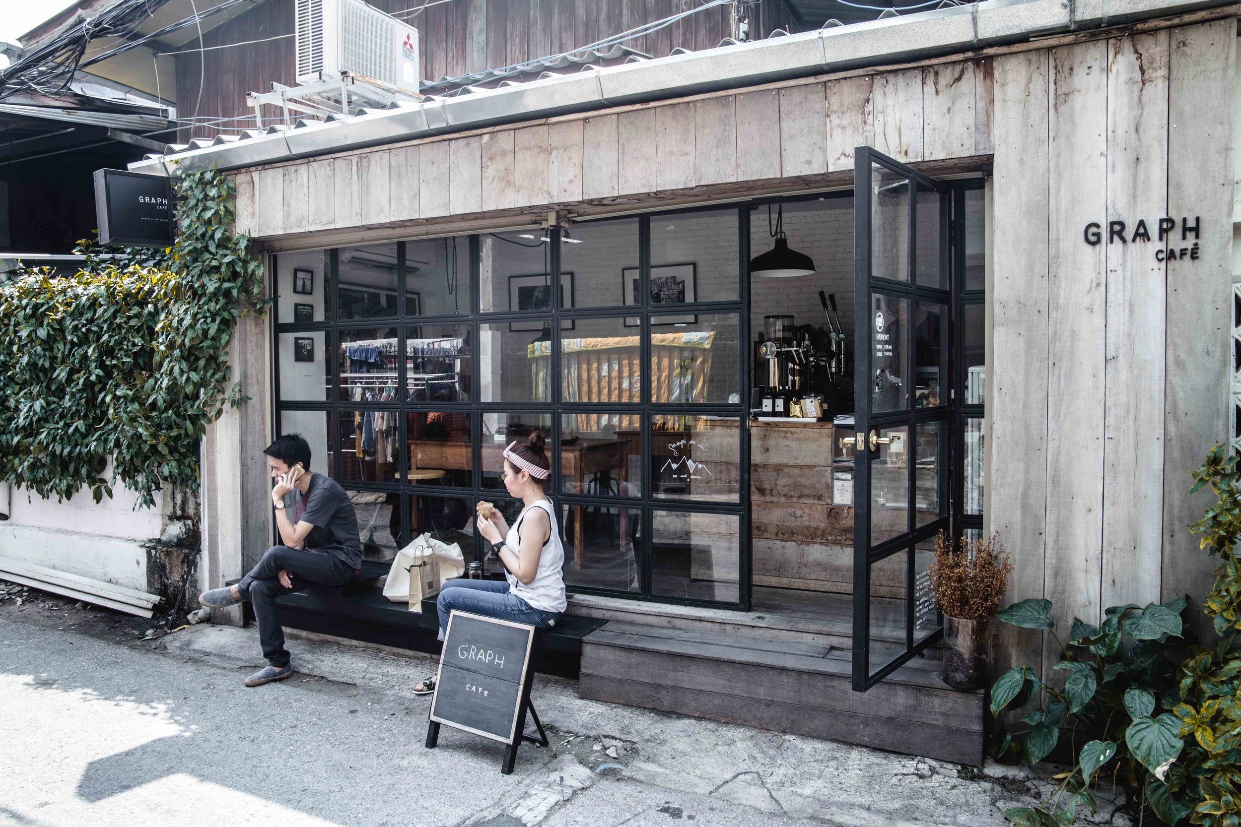 Graph Specialty Coffee Chiang Mai