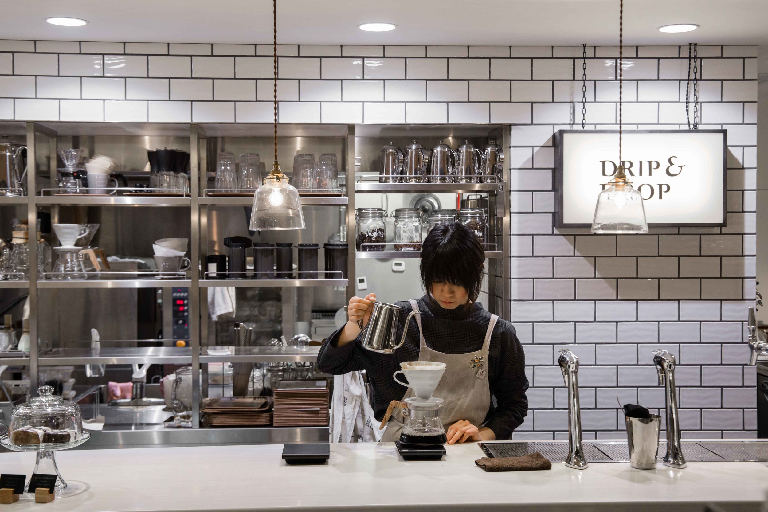 drip and drop specialty coffee supply kyoto japan