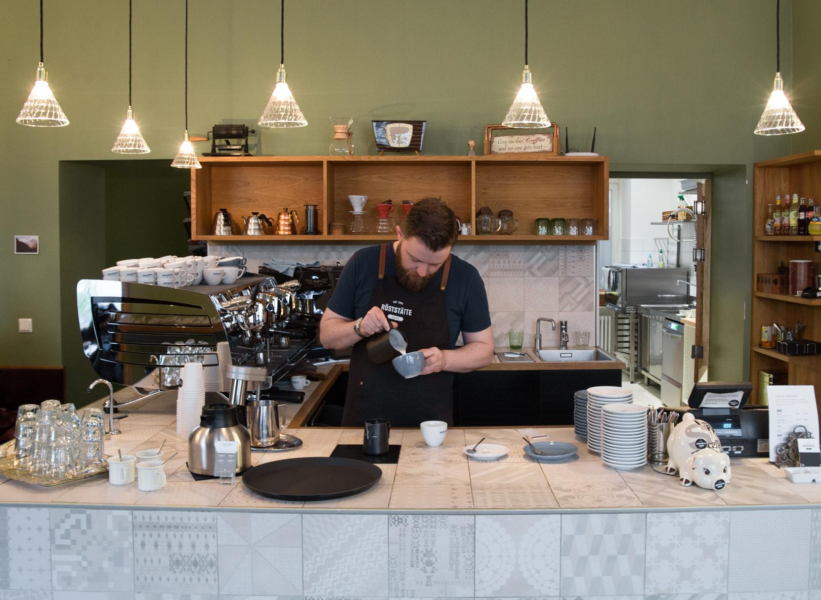 röststätte specialty coffee berlin