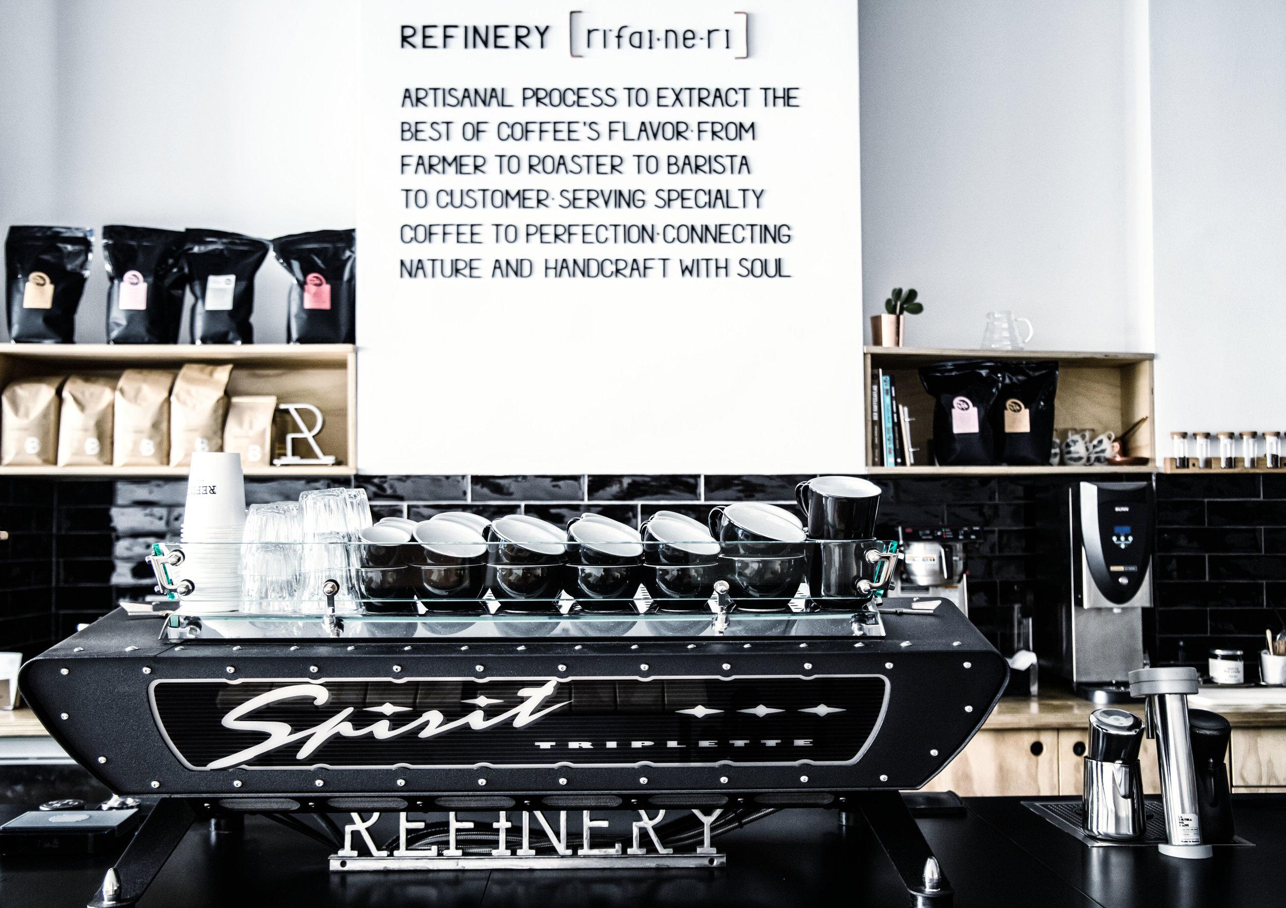 refinery specialty coffee berlin