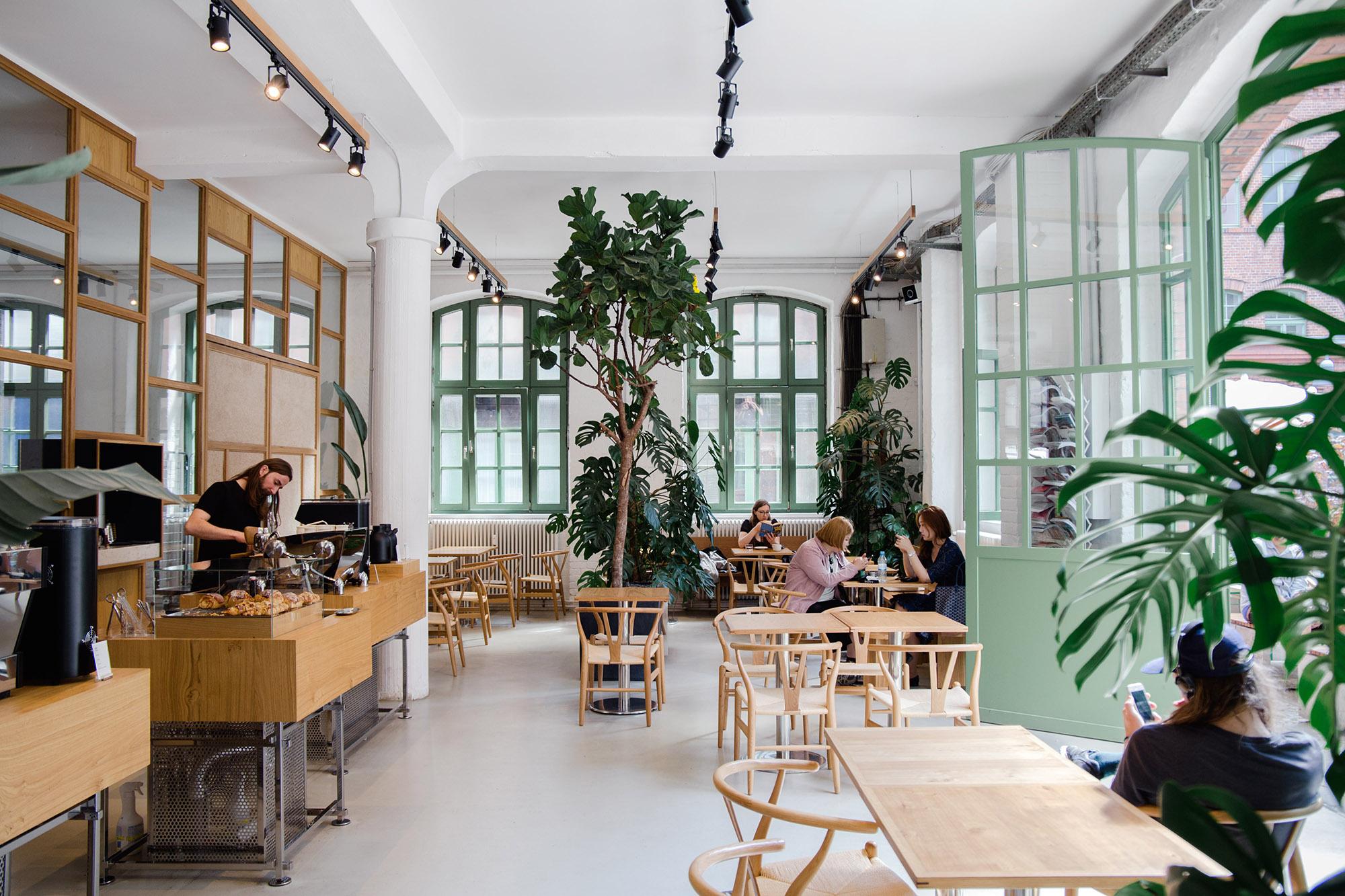 bonanza coffee roasters berlin