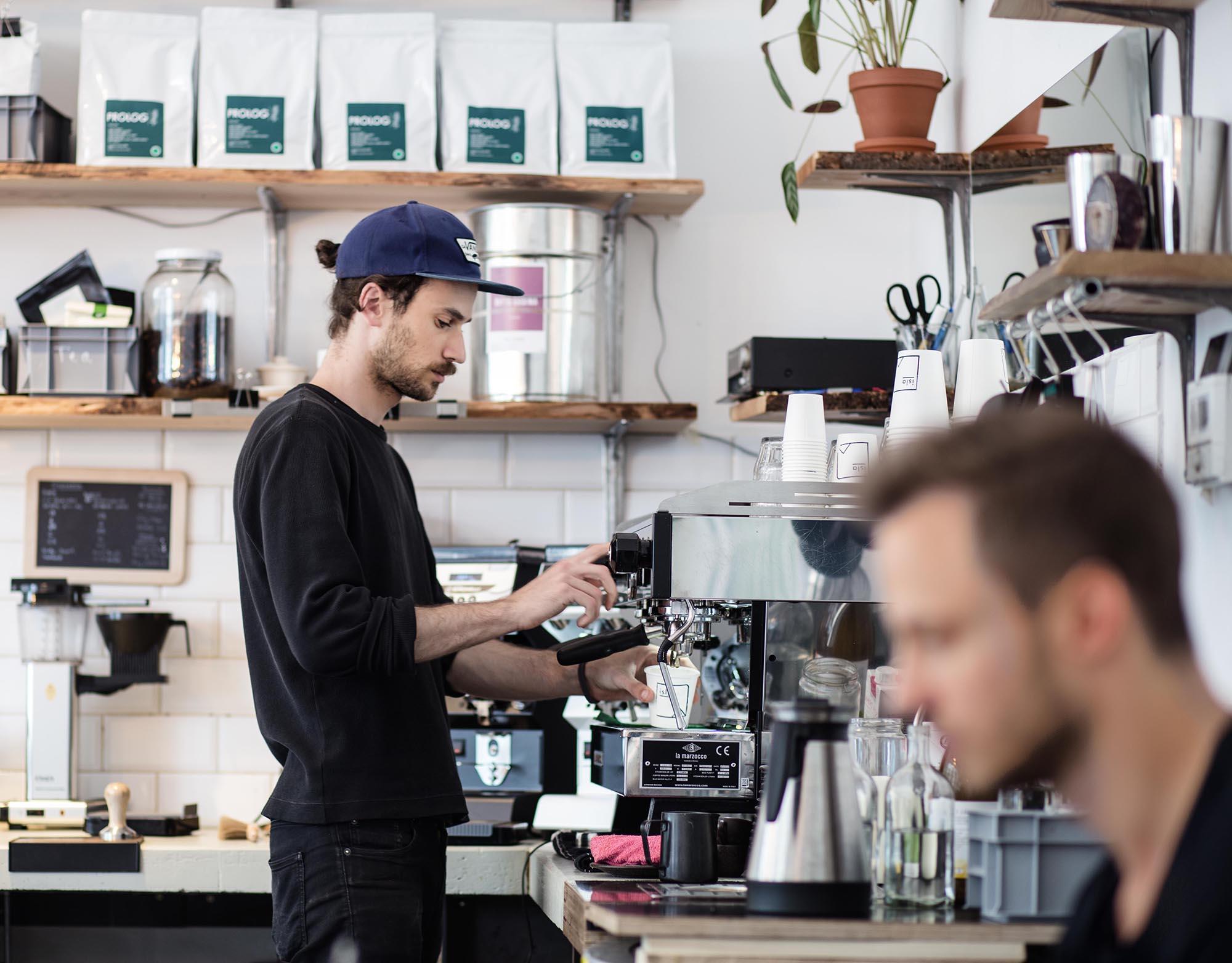 isla specialty coffee berlin
