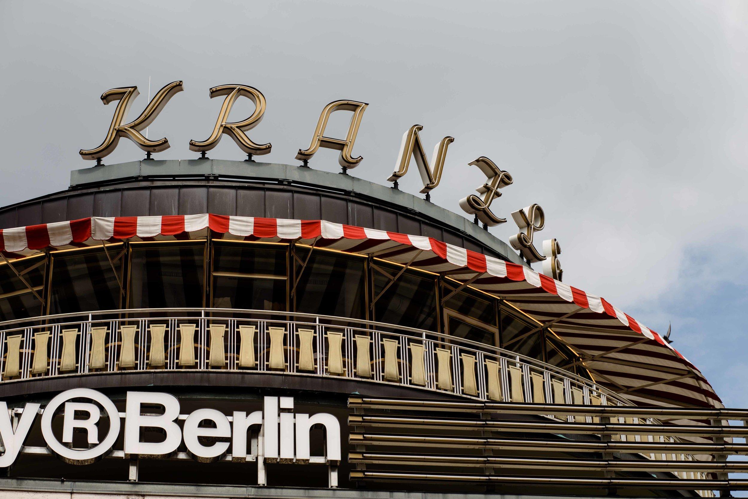 kranzler cafe the barn berlin
