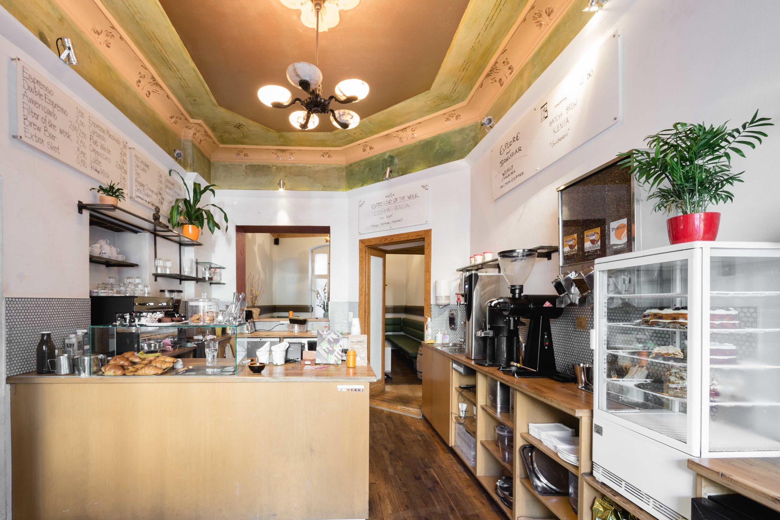 Tres Cabezas Specialty Coffee Roastery