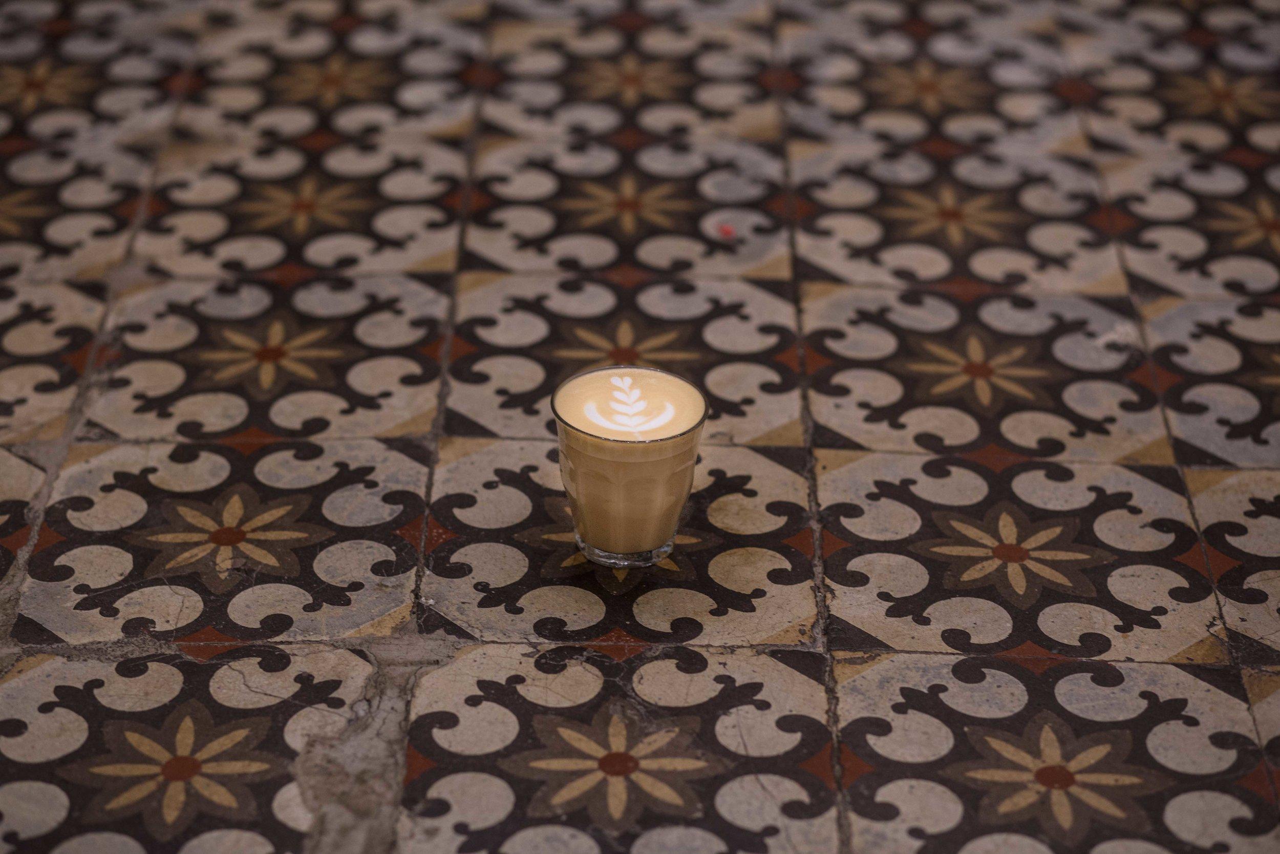 slowmov specialty coffee Barcelona