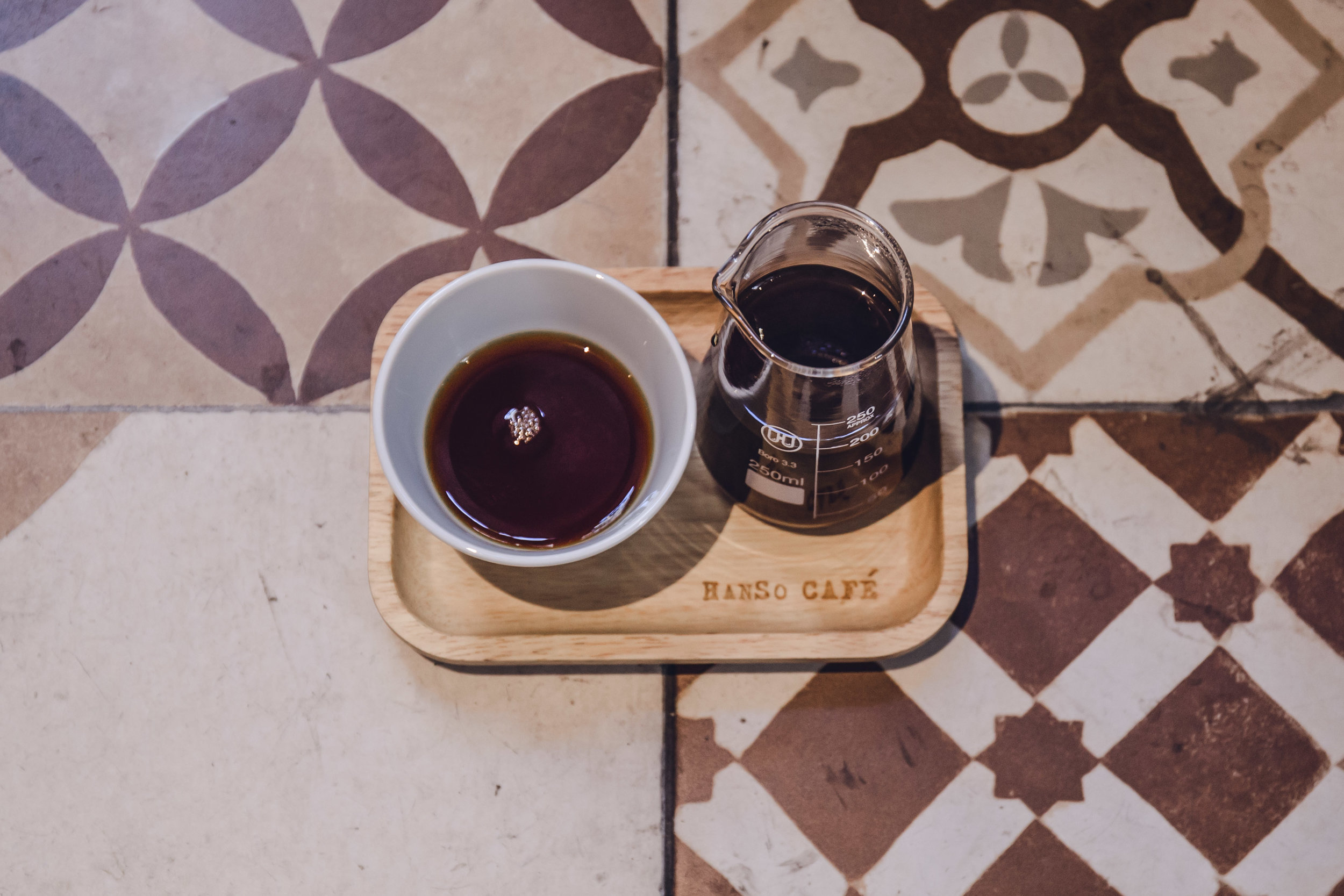 hanso specialty coffee madrid