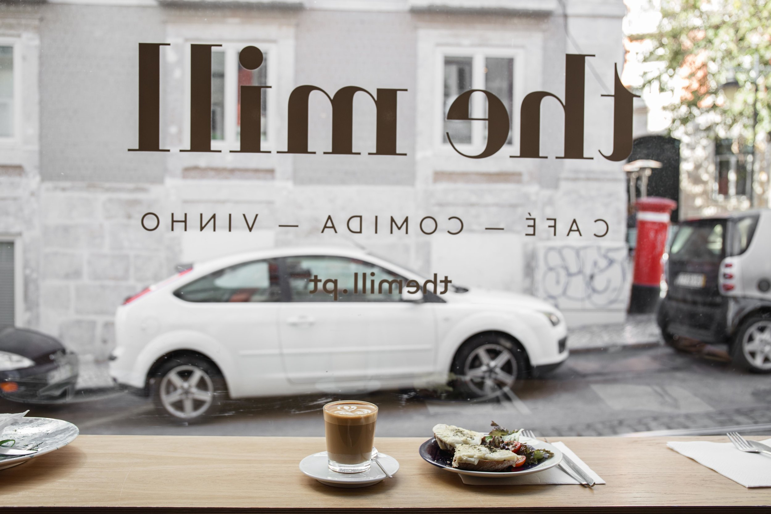 the mill specialty coffee lisbon