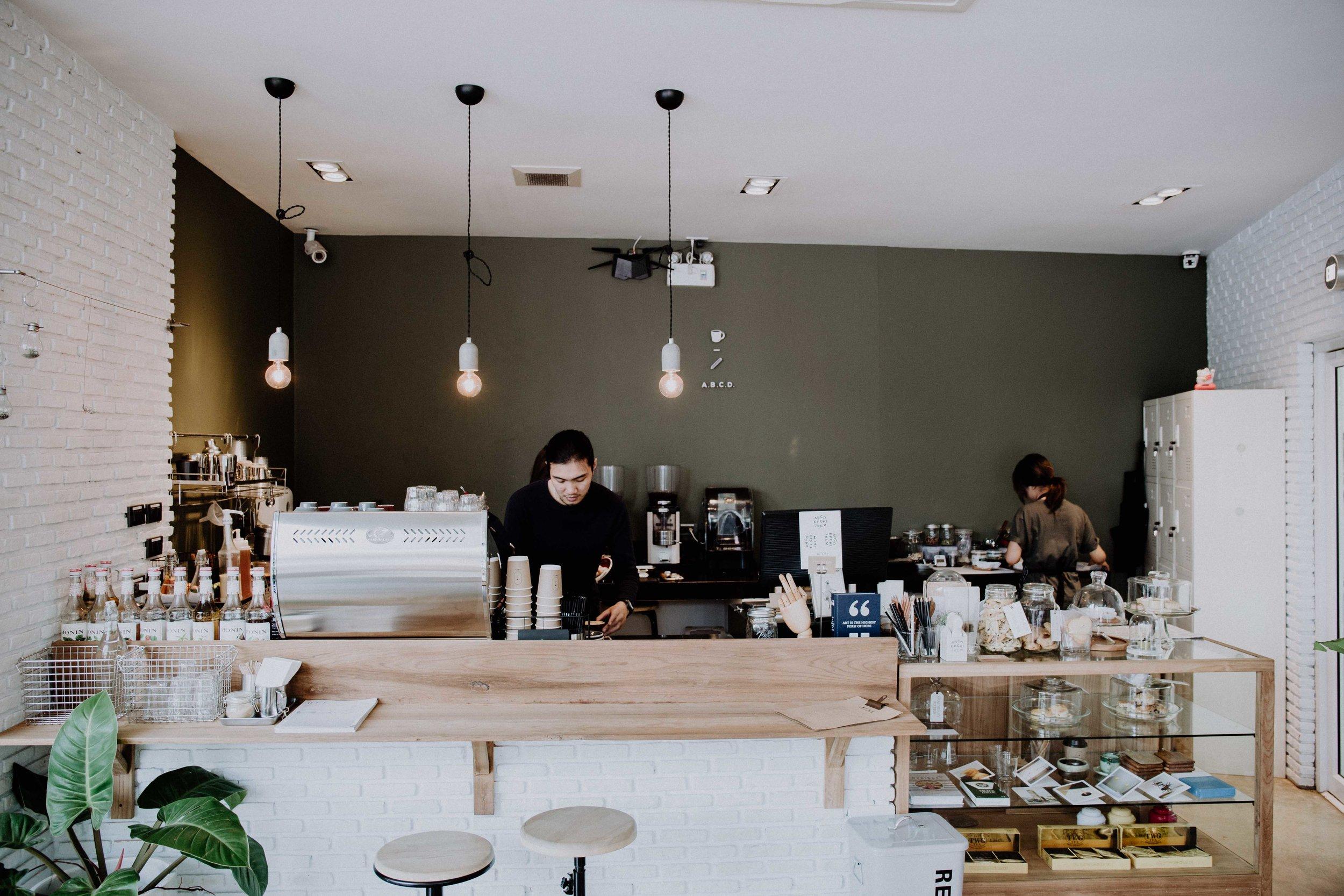 abcd coffee shop chiang mai