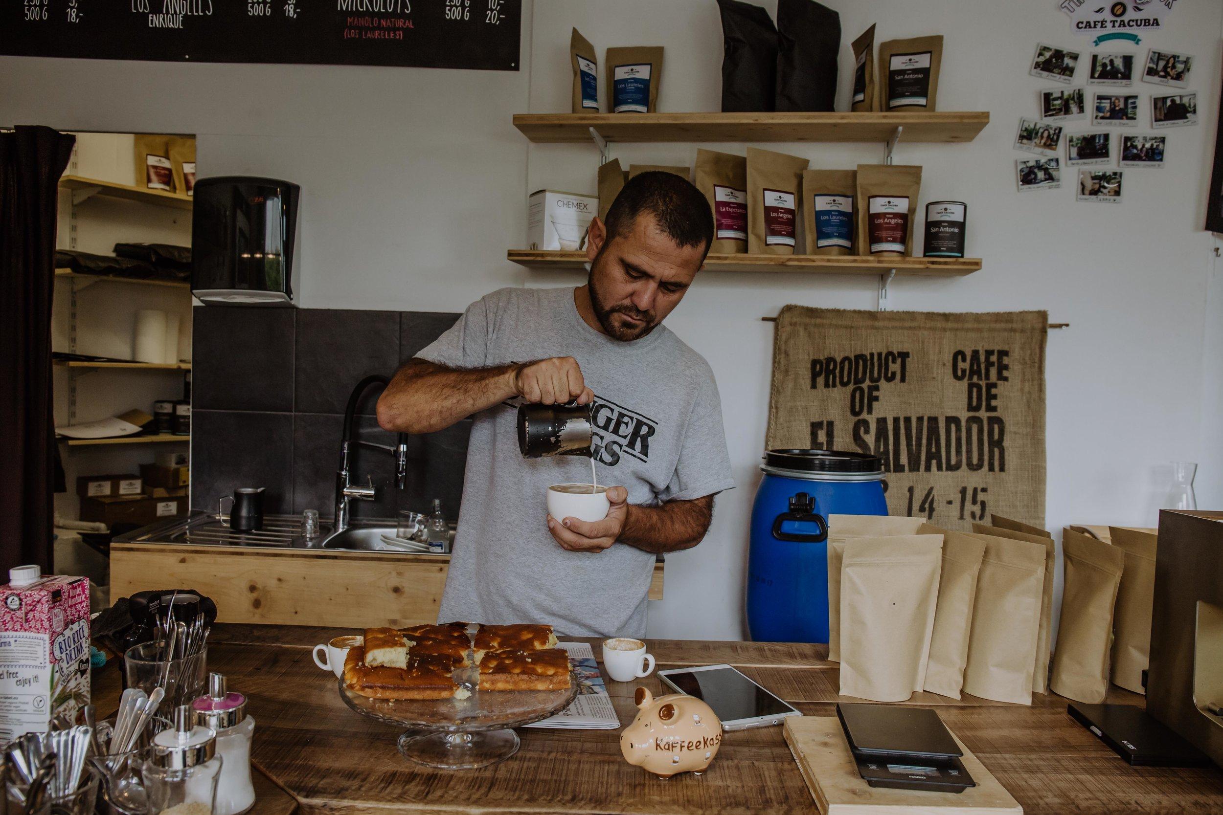 café tacuba specialty coffee luzern