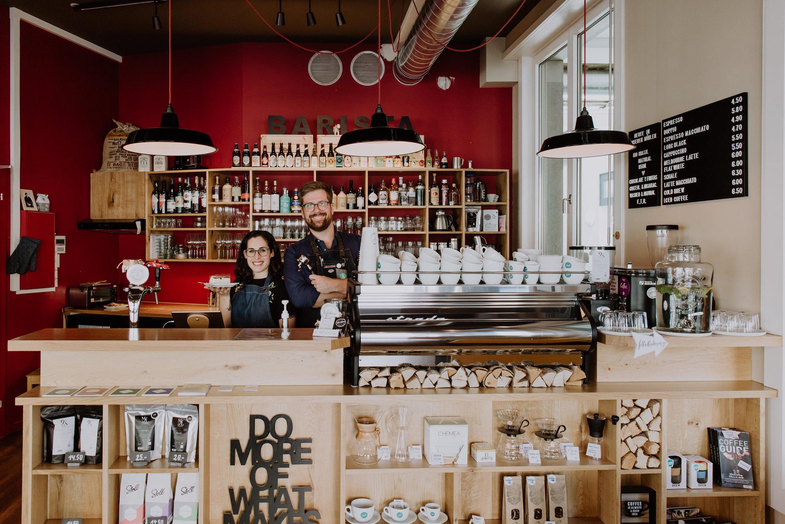 barista specialty coffee st. gallen