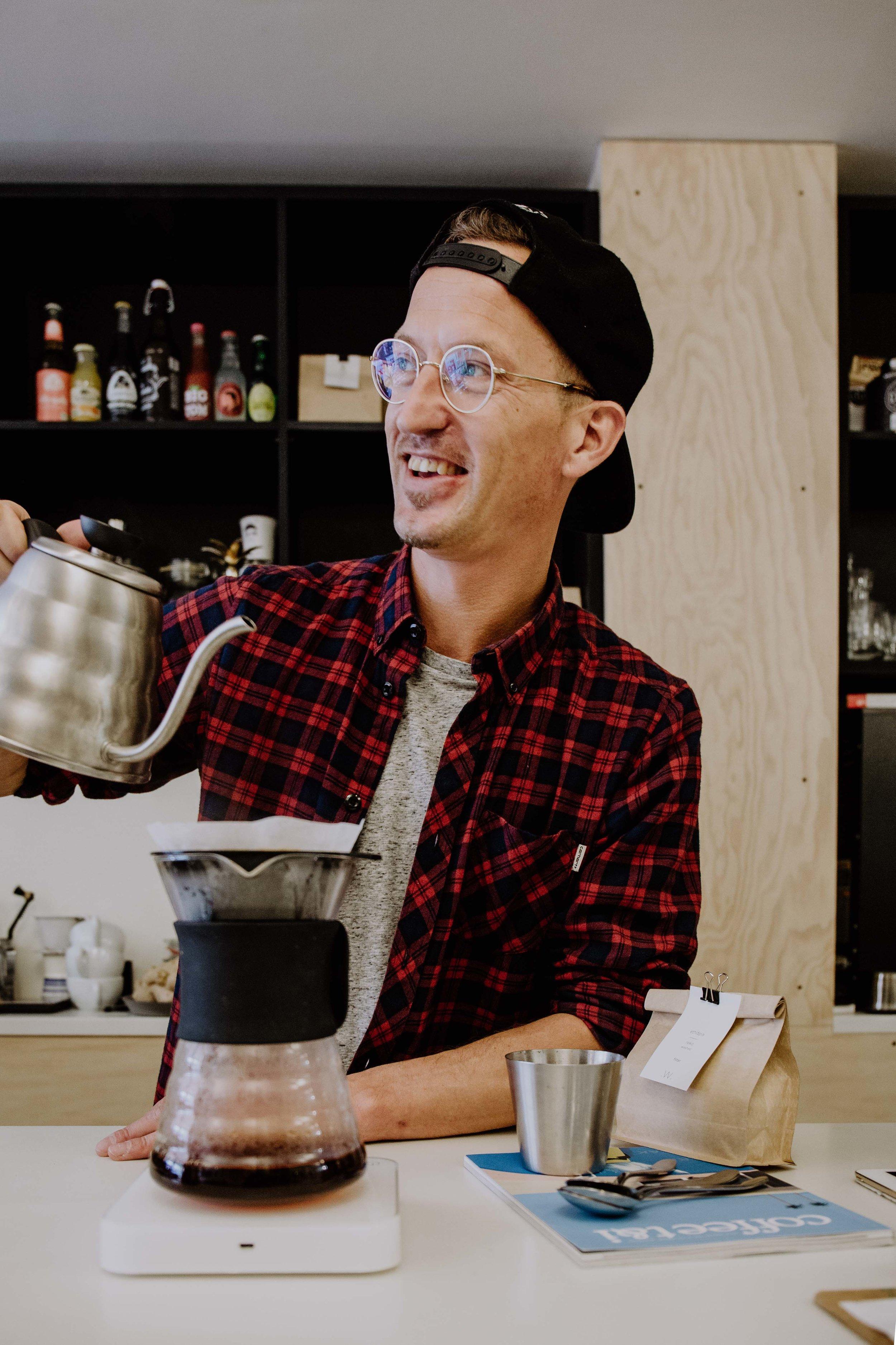 Black Gold coffee shop Amsterdam