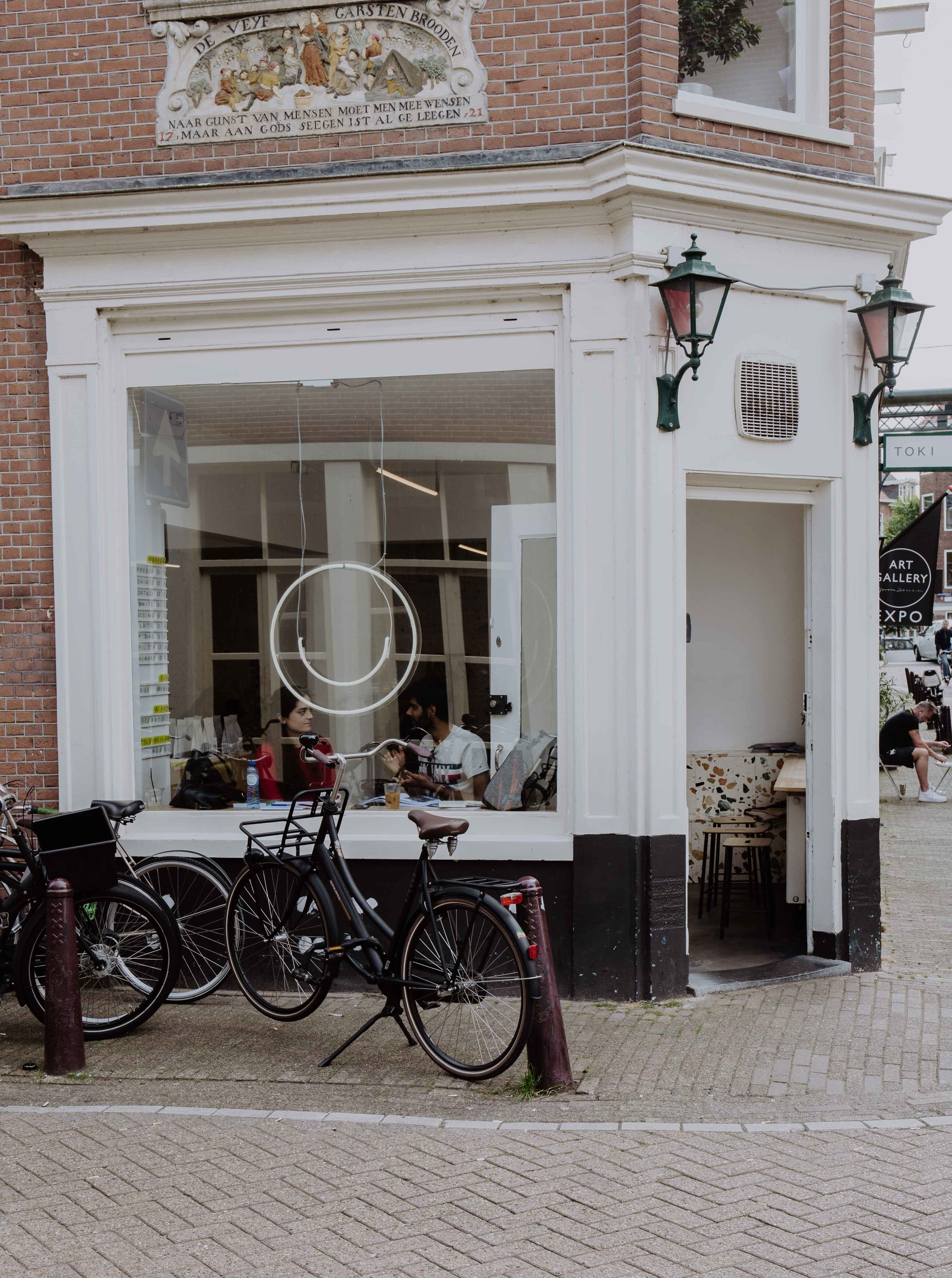 toki specialty coffee amsterdam